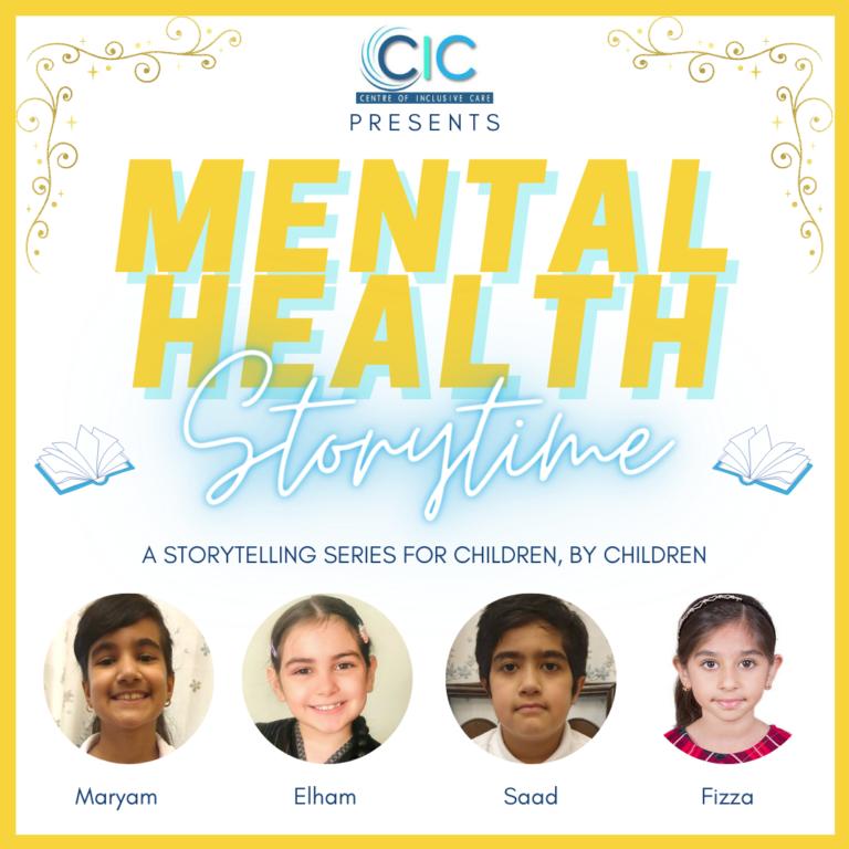Mental Health Storytime